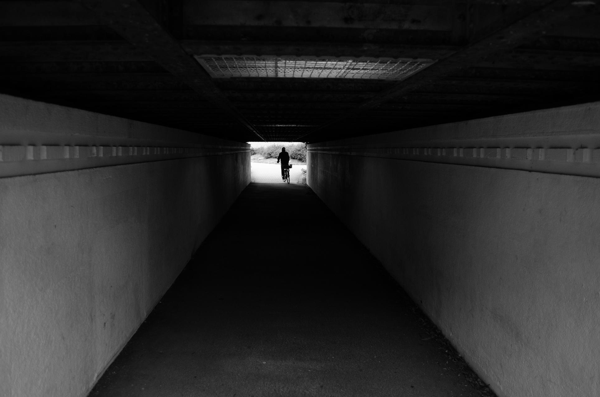 Tunnel-hoja